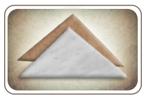 Triangle Seat Bench